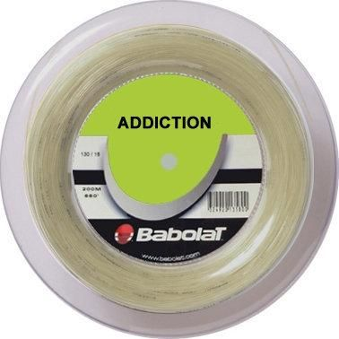 Babolat  струна  Addiction 660' - (200 м) (130, natural)
